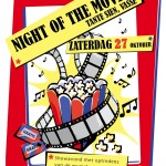 Flyer Night of the Movies 27 okt 2012